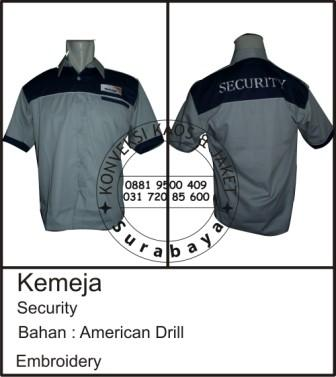 Kemeja Security