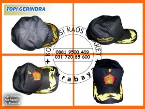 Supplier Topi Promosi Online