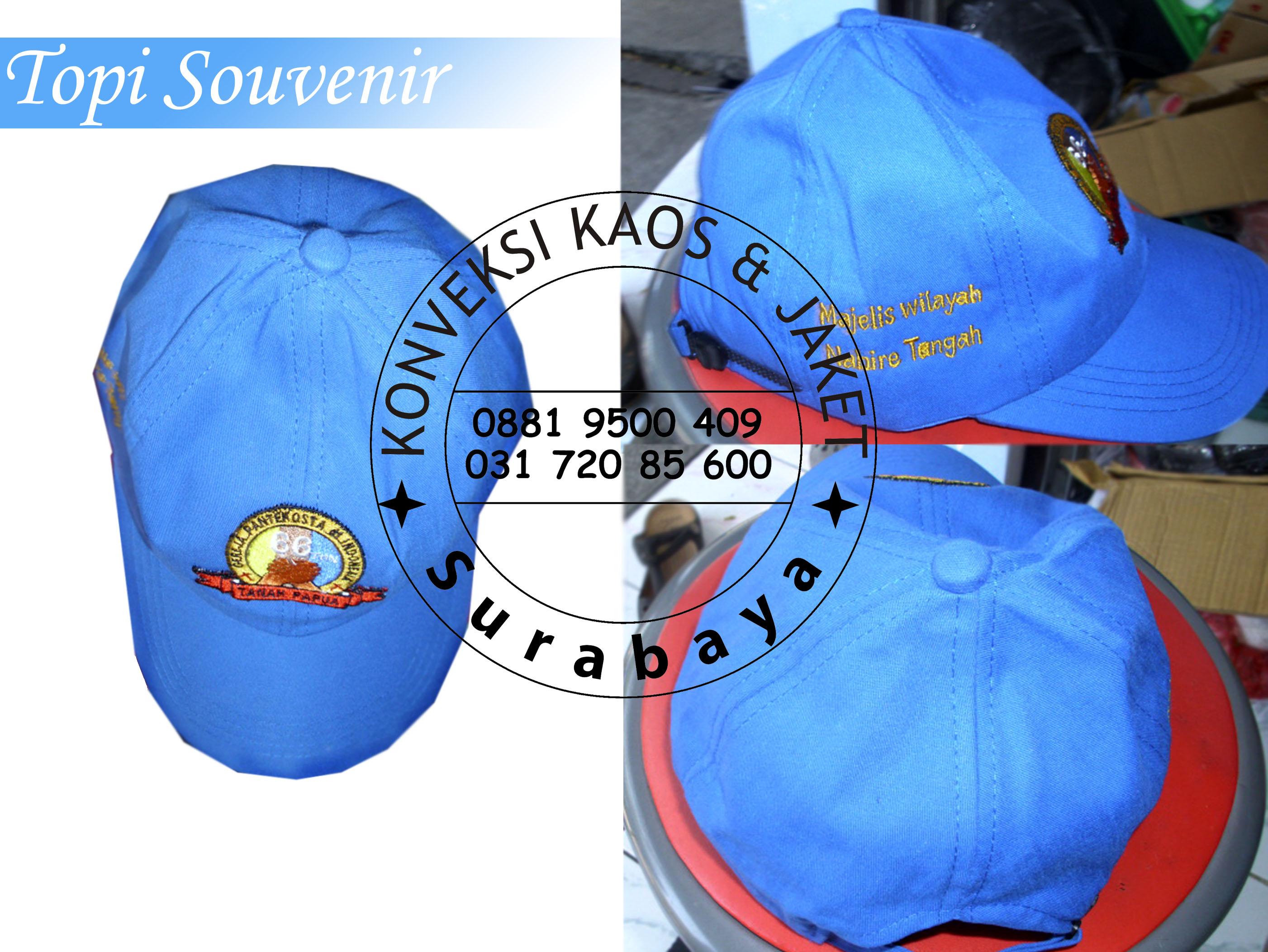 Topi Souvenir