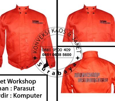 Bikin Jaket Workshop Murah