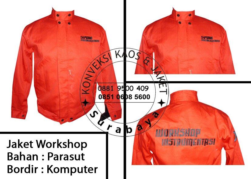 Penjahit Jaket Produksi Grosir Murah di Surabaya