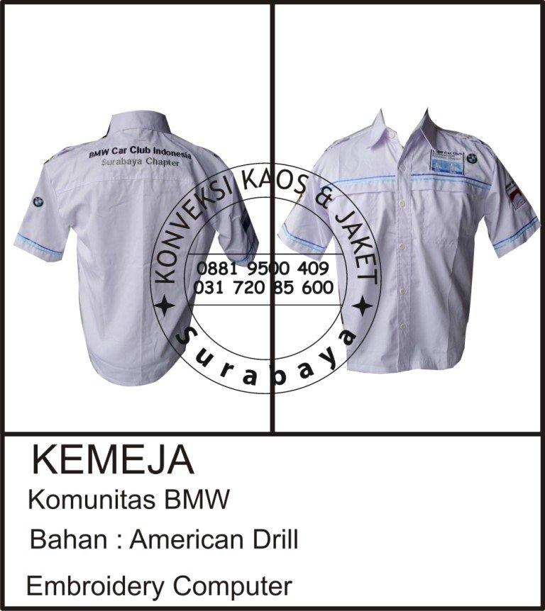 Pesan Baju Seragam kantor di Surabaya