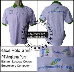 Konveksi Surabaya, Konveksi Polo Shirt