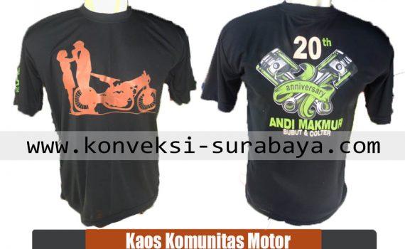 Pesan Kaos Online di Konveksi Surabaya