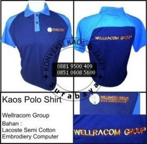 Pesan Kaos Poloshirt, Konveksi Surabaya