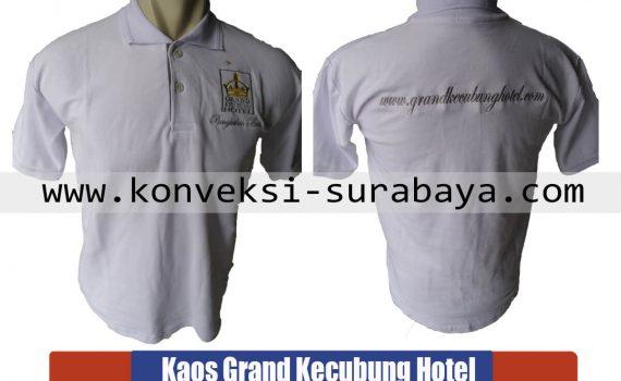 Bikin Kaos Berkerah Untuk Event di Konveksi Surabaya
