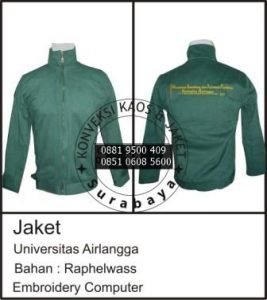 buat jaket Surabaya, konveksi surabaya
