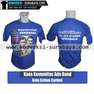 Jasa Bikin Kaos Promosi di Surabaya
