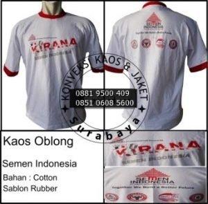 Bikin Kaos Sablon , Konveksi Surabaya