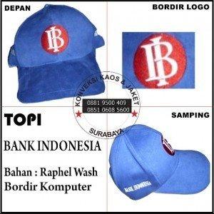 Konveksi Topi Surabaya, Topi Custom Murah