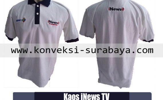Pesan Baju Poloshirt Murah dan Berkualitas di Kota Surabaya