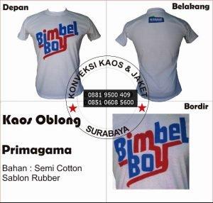 Pesan Kaos Oblong, Kaos Oblong Surabaya Murah