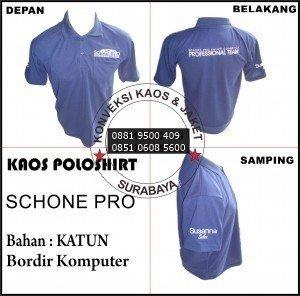 Pesan Poloshirt, Order Poloshirt