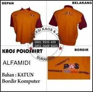 Konveksi Poloshirt Promosi, Jasa Bikin Poloshirt