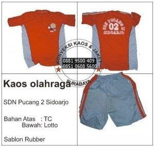 Order Baju Olahraga, Pesan Baju Olahraga