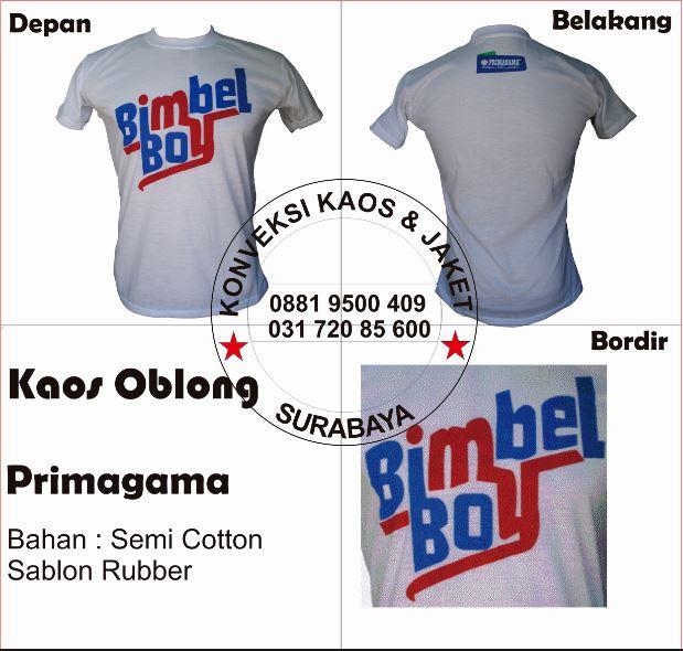 Vendor Kaos Sablon Murah di Surabaya