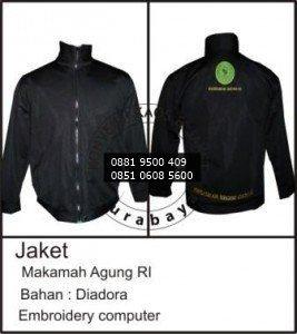 Bikin Jaket Kaos Surabaya, Jaket Kaos Online