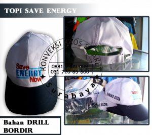 Buat Topi di Surabaya