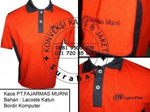 Distributor Kaos Polo Surabaya