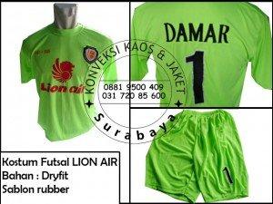 Jual Kostum Futsal Surabaya