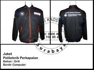 Produksi Jaket Forum Surabaya