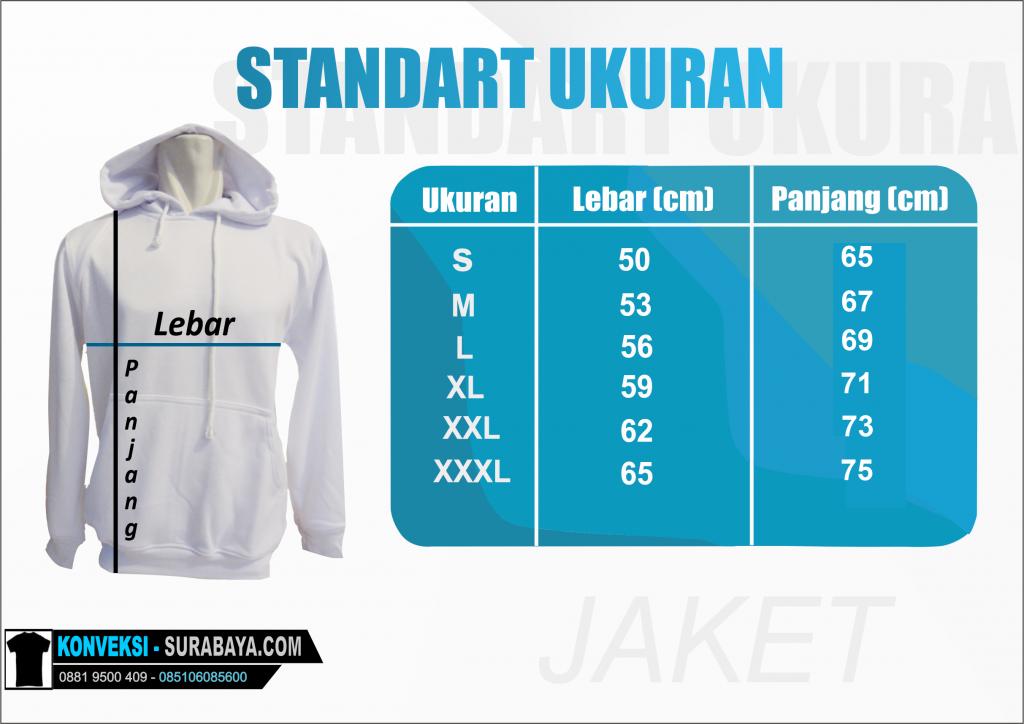 standar-ukuran-jaket
