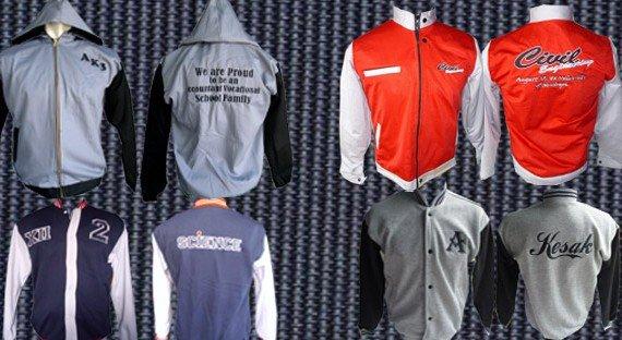 desain jaket kelas terbaru