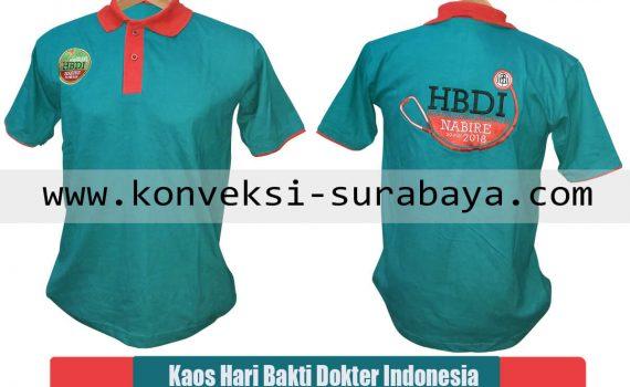 Jasa Konveksi Kaos Bordir Online di Surabaya