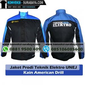 penjahit konveksi jaket produksi grosir, konveksi jaket, jaket surabaya