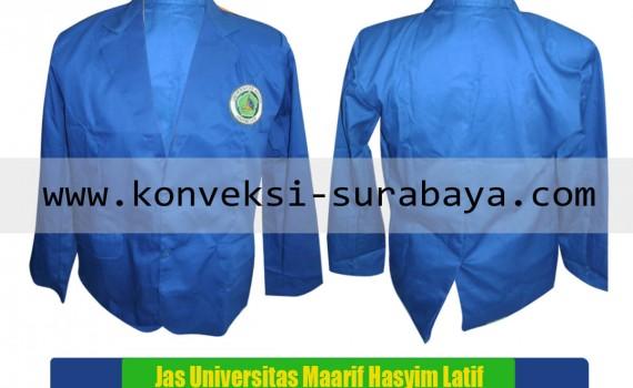 Konveksi Jas Almamater Pesantren, Sekolah Surabaya